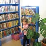 wizyta w biblotece pustki cisowskie
