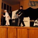 teatr czarne i biale