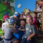 tydzien piracki w przedszkolu w gdyni