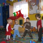 Walentynki w przedszkolu w Gdyni
