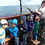 wycieczka-na-plaze-i-rejs-statkiem-przedszkole-gdynia