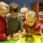 Dni eksperymentów w przedszkolu Bajkoland