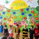 przedstawienie-wiosenne-i-zajecia-otwarte-przedszkole-gdynia