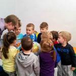 zajecia zorganizowane w bibliotece przedszkole